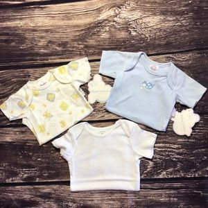 Trio Set of 24 Month Onesies